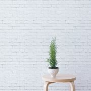 Adesivo Tijolo Branco