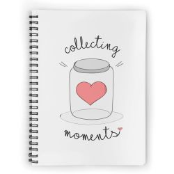 Caderno Collect Moments